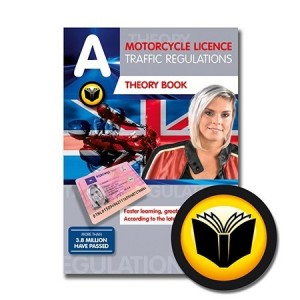 Motorcycle Licence Theory Book